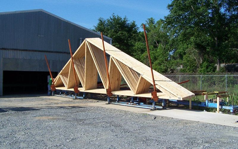 Trusses & Engineered Lumber