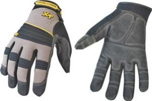 Large Youngstown Pro XT Abrasive Resist Gloves